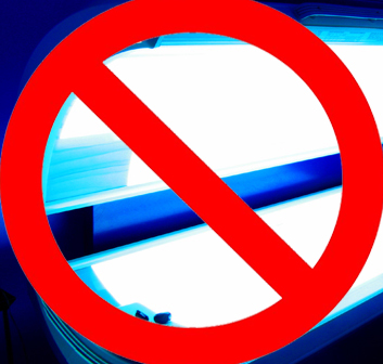 Tanning Bed Warning Labels